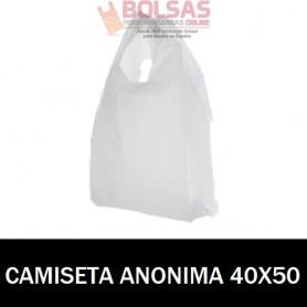 BOLSAS ASA CAMISETA ANÓNIMAS 42X52