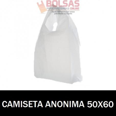BOLSAS ASA CAMISETA ANÓNIMAS 50X60