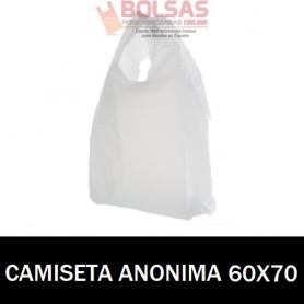 BOLSAS ASA CAMISETA ANÓNIMAS 60X70