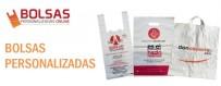 Bolsas personalizadas - bolsas de plastico - bolsas para comercio