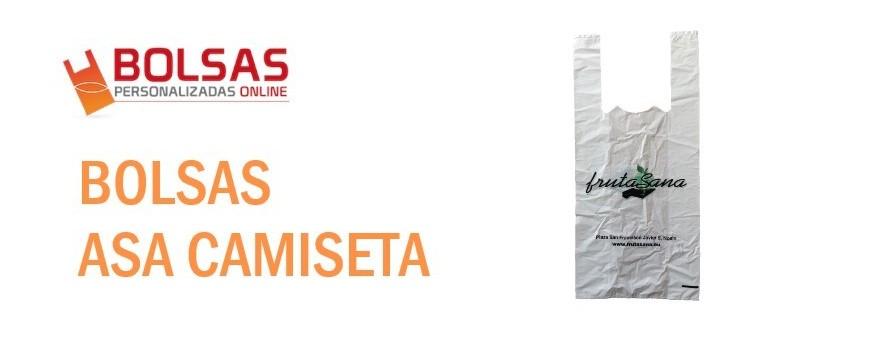 Bolsas personalizadas camiseta - bolsas de plastico