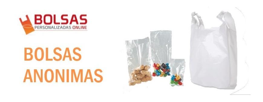 bolsas de plastico - bolsas transparentes - bolsas blancas baratas